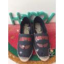 """Custom metal / gold sneakers """"amore"""""""