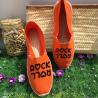 """""""ROCK ROLL"""" custom sneakers"""