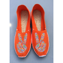 """espadrilles made in Pays Basque personnalisées """"allure LIBERTY"""""""